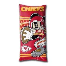 NFL Kansas City Chiefs Juvenile Folded Lumbar Pillow