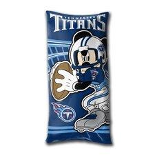 NFL Tennessee Titans Juvenile Folded Lumbar Pillow
