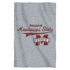 Collegiate Mississippi State Blanket