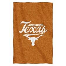 Collegiate Texas Blanket
