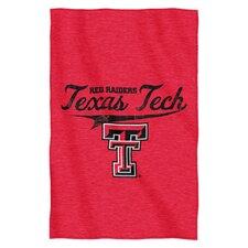 Collegiate Texas Tech Blanket