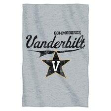 Collegiate Vanderbilt Blanket