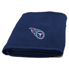NFL Titans Applique Beach Towel