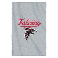NFL Falcons Throw Blanket