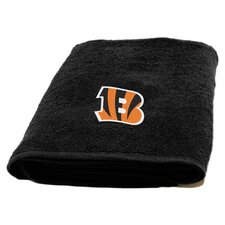 NFL Bengals Applique Beach Towel
