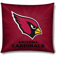 NFL Arizona Cardinals Throw Pillow