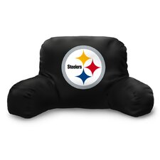 NFL Pittsburgh Steelers Cotton Bed Rest Pillow