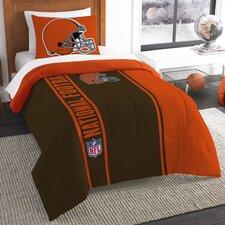 NFL Browns Comforter Set