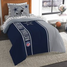 NFL Cowboys Comforter Set