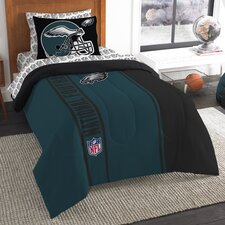NFL Eagles Comforter Set