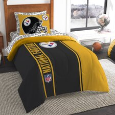 NFL Steelers Comforter Set
