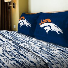 NFL Broncos Anthem Sheet Set