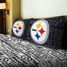 NFL Steelers Anthem Sheet Set
