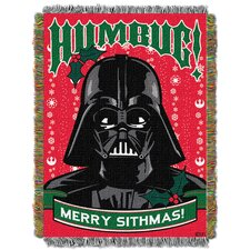 Star Wars Classic Humbug Throw