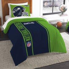 NFL Seahawks Helmet Comforter Set