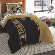 NFL Saints Comforter Set