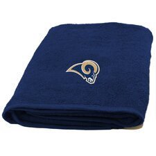 NFL Rams Bath Towel
