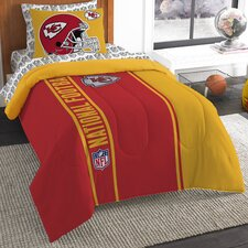 NFL Chiefs Comforter Set
