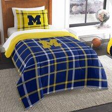 Collegiate Michigan Comforter Set