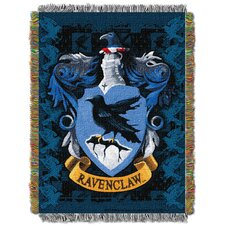 Harry Potter Ravenclaw Crest Throw