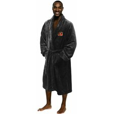 NFL Bengals Men's Bathrobe