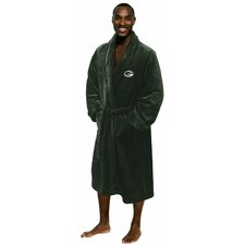 NFL Packers Men's Bathrobe