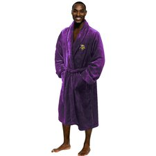NFL Vikings Men's Bathrobe