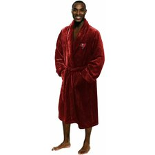 NFL Buccaneers Men's Bathrobe