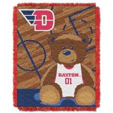 Collegiate Dayton Fullback Baby Blanket