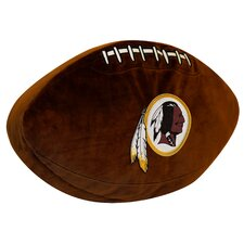 NFL Redskins Throw Pillow