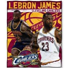 NBA Player Throw Blanket