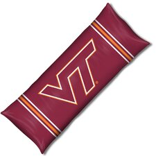 NCAA Virginia Tech Lumbar Pillow