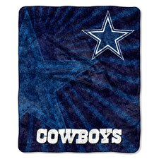 NFL Dallas Cowboys Sherpa Strobe Throw