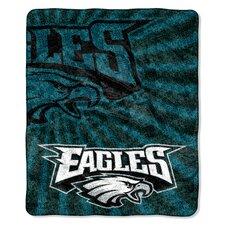 NFL Philadelphia Eagles Sherpa Strobe Throw
