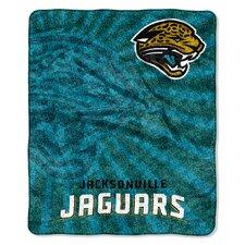 NFL Jacksonville Jaguars Sherpa Strobe Throw