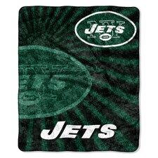 NFL New York Jets Sherpa Strobe Throw