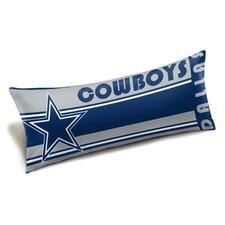 NFL Dallas Cowboys Seal Lumbar Pillow