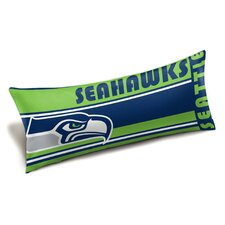 NFL Seattle Seahawks Seal Lumbar Pillow