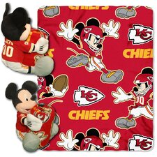 NFL Mickey Mouse Throw
