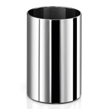 Complements Stainless Steel Waste Basket