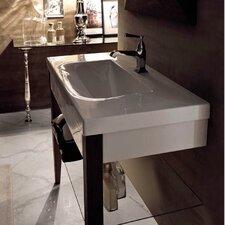 """Bentley 34"""" Single Wood Bathroom Vanity Set"""