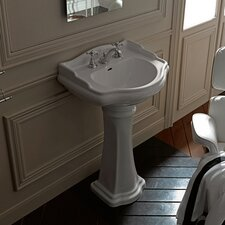 "Retro 27"" Single Bathroom Vanity Set"