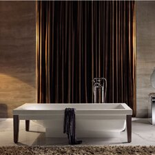 "Bentley 70.1"" x 20.5"" Soaking Bathtub"