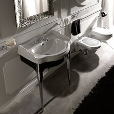 "Retro 29"" Single Ceramic Bathroom Vanity Set"