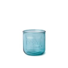 Saon Glass Candle Holder