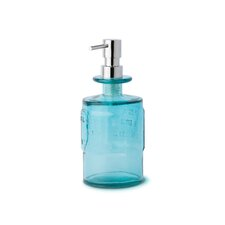 Saon Glass Soap Dispenser