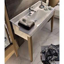 "Bentley 32"" Single Wood Bathroom Vanity Set"