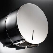 """Otel 5.1"""" x 10.2"""" Jumbo Reroll Toilet Paper Dispenser in Stainless Steel"""