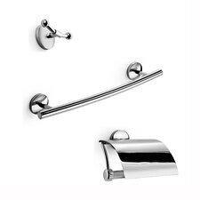 Noanta 3 Piece Bathroom Hardware Set