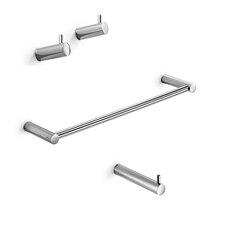 Picola 4 Piece Bathroom Hardware Set